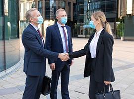 Забезпечення працівників захисними масками, респіраторами та антисептиками: що не так з позицією ДПС